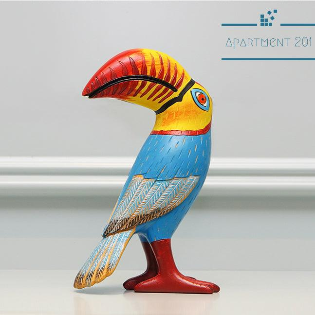 Toucan Fun Figurine - Apartment 201