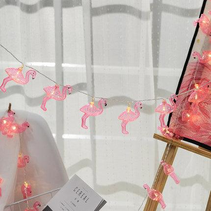 Flamingo String Lights - Apartment 201