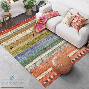 Tribal Moroccan Area Rugs