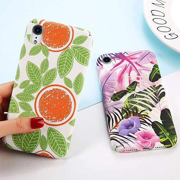 Tropical Fun iPhone Case - Apartment 201