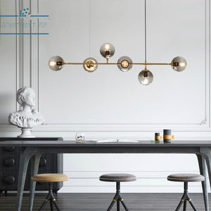 Vakkar Pendant Lights - Apartment 201
