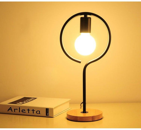 Geo Modern Table Lamp - Apartment 201