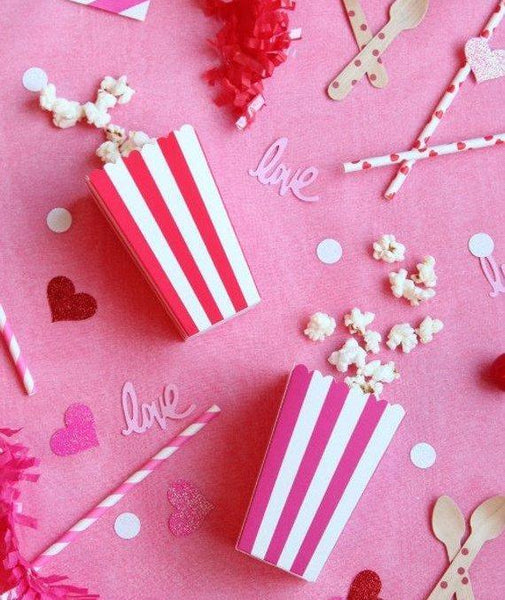 Classic Candy /  Popcorn Party Boxes - Apartment 201