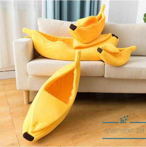 Banana Rama Pet Bed - Apartment 201