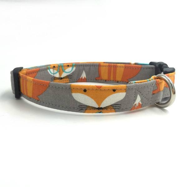 Fox Cool Collar & Bow Tie Set - Apartment 201