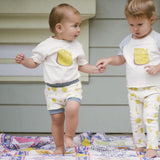 Baby Leggings Sewing Tutorial PDF Download