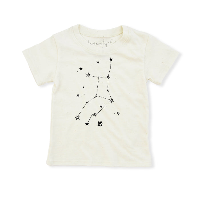 Virgo Eco Blend Baby + Kids Tee