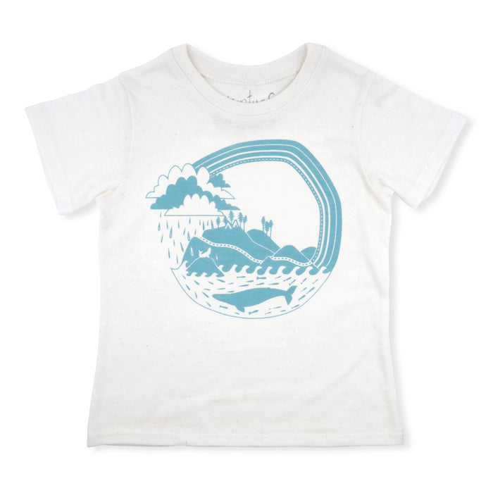 West Coast Eco Blend Baby + Kids Tee