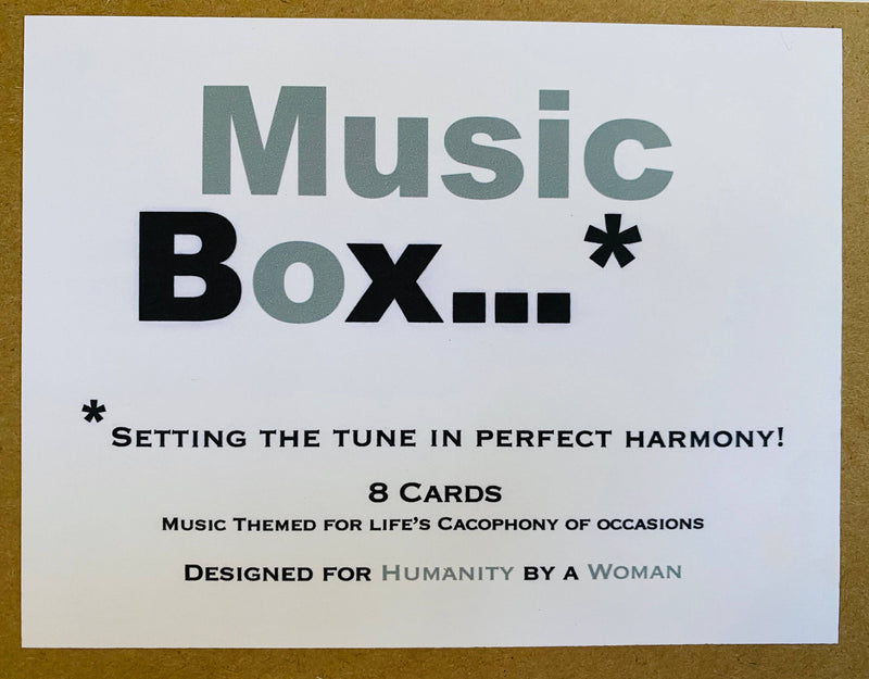 Music Box Mixed Notes