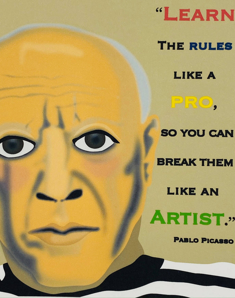 Pablo Picasso - Loose Note Cards