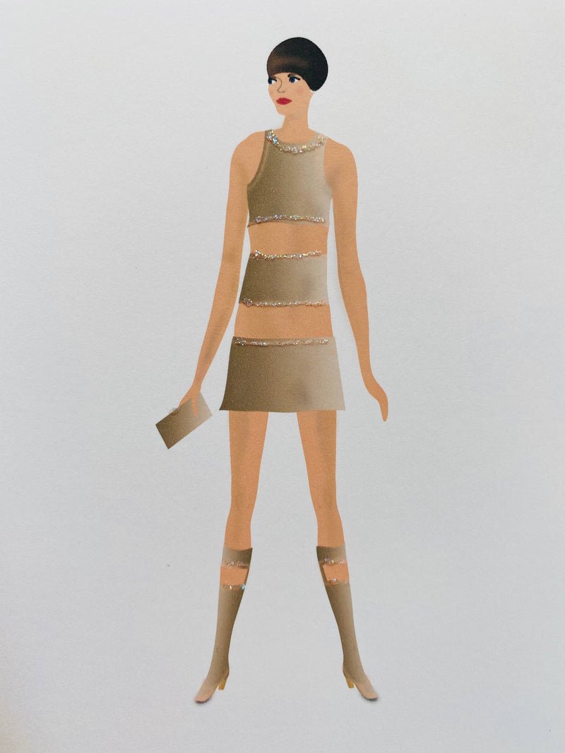 Peek-a-boo Dress: Rudy Gernreich