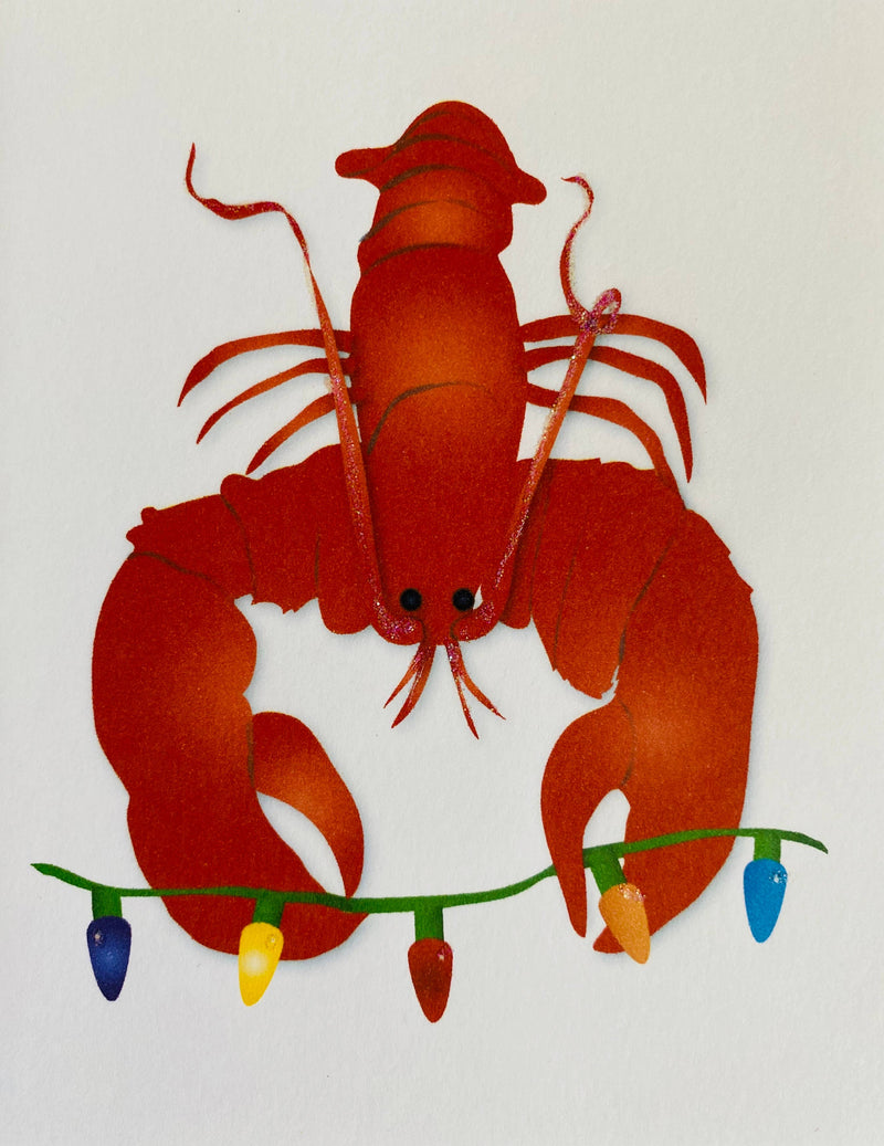 Christmas Lobster
