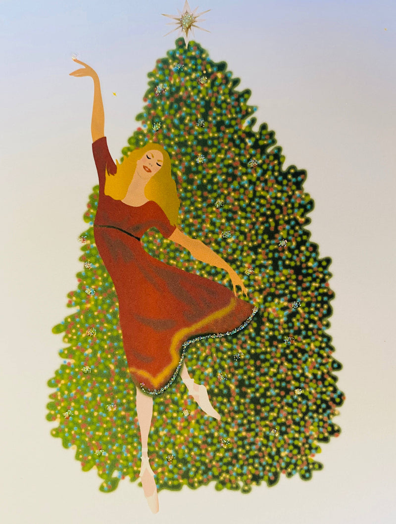 Lady Dancing + Tree Nutcracker