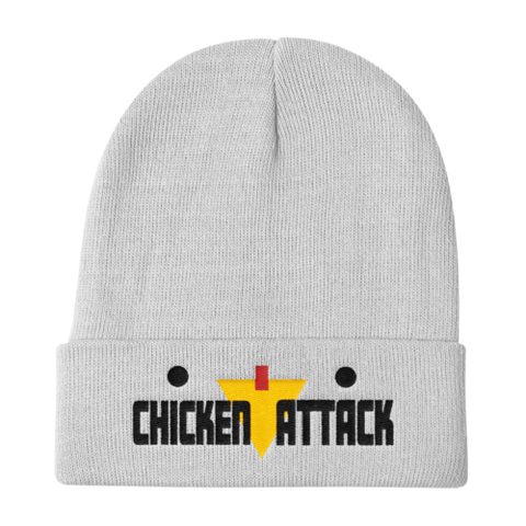 Chicken Attack Beanie
