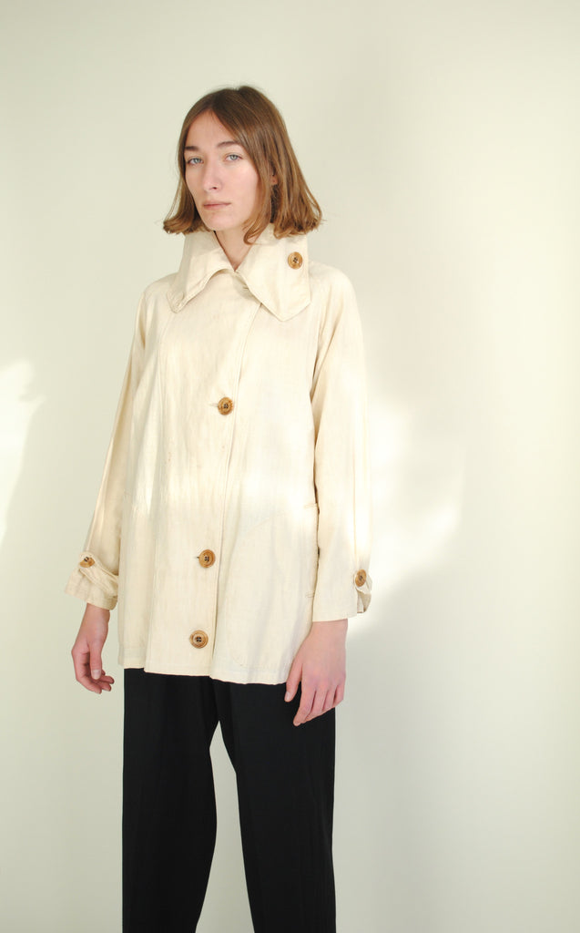 Edwardian Cotton Day Jacket