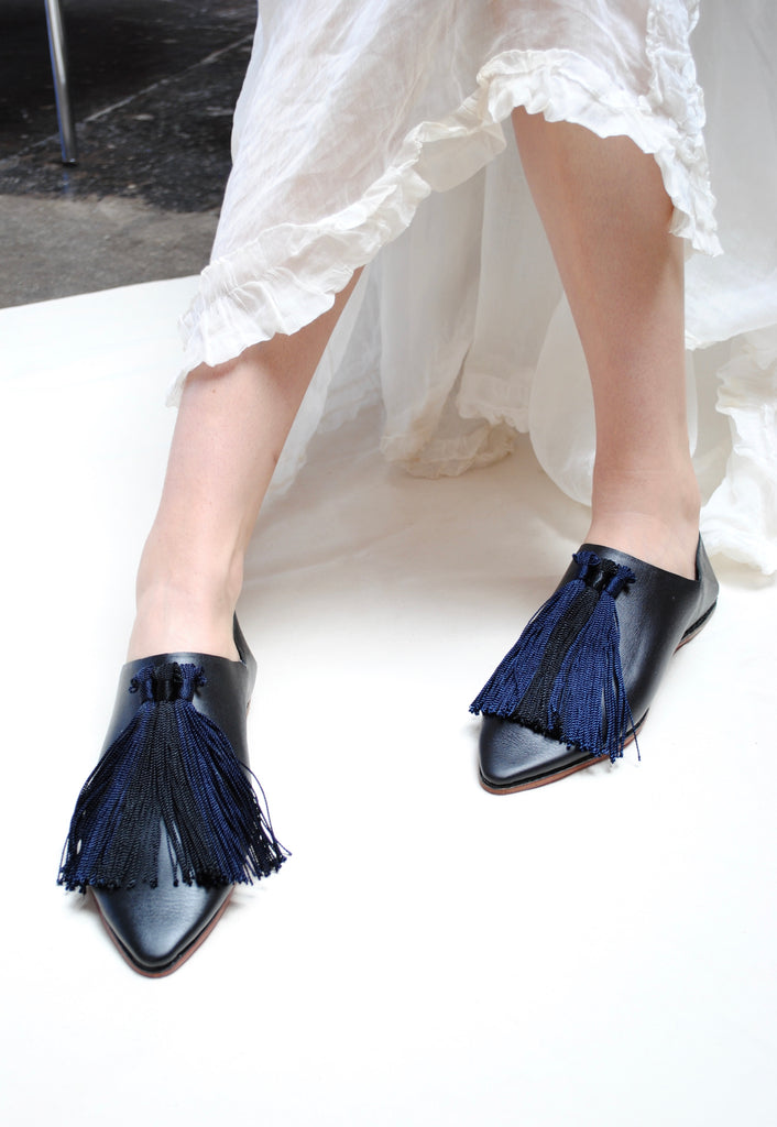 Tassel Slipper