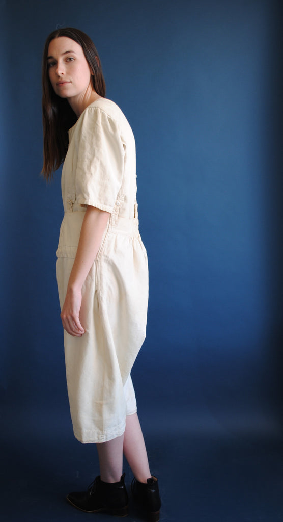Antique White Jumpsuit