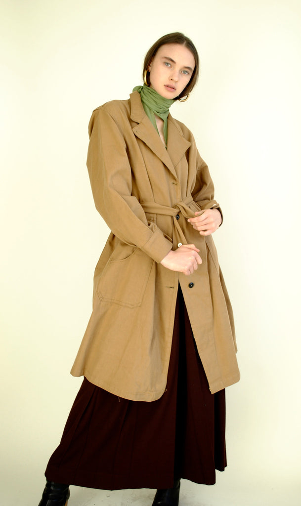 1940's Canvas Trench