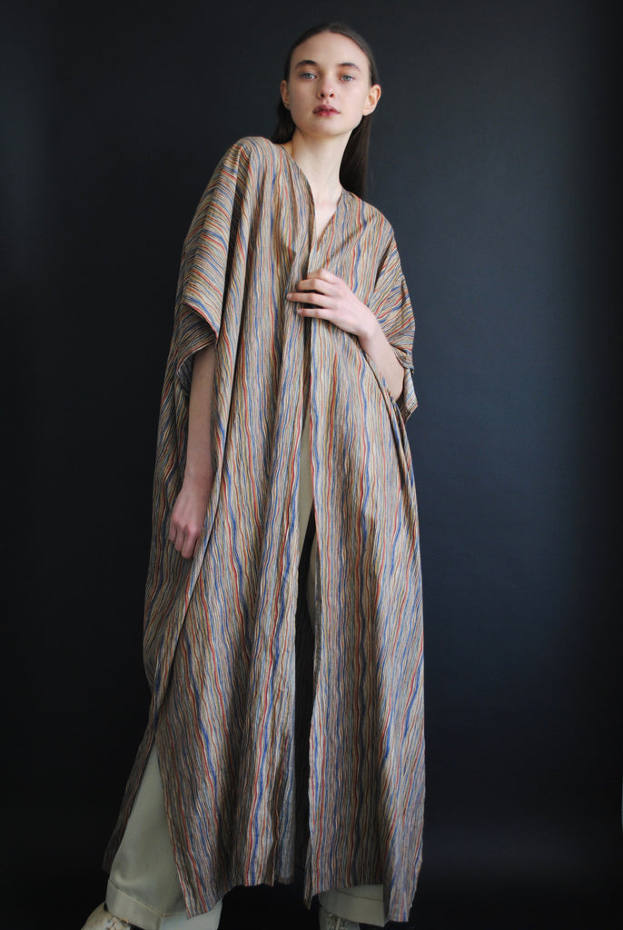 Cotton Print Caftan