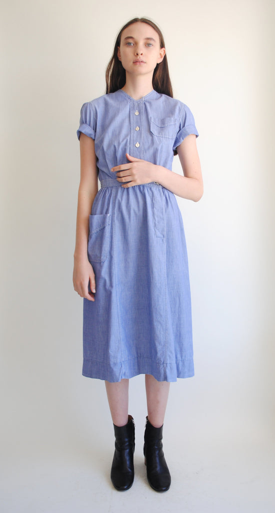 Cotton Day Dress