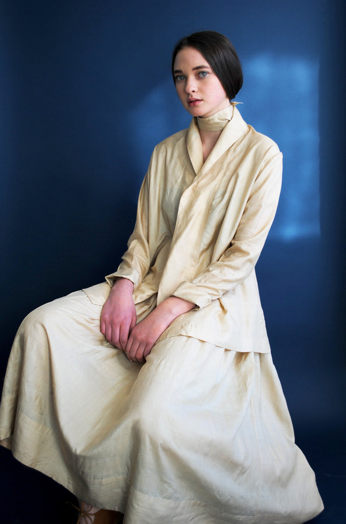Edwardian Silk Set
