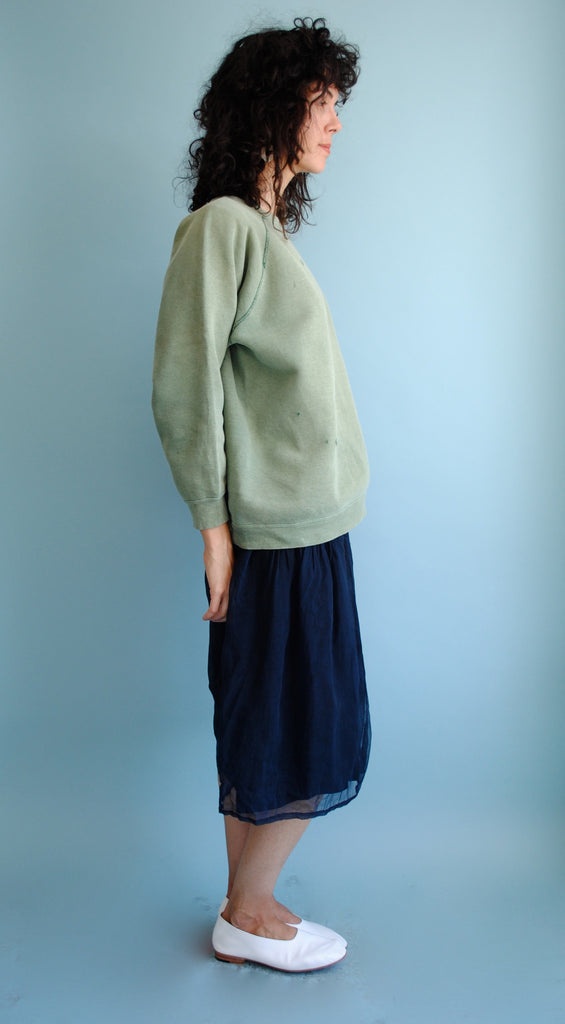 Moss Green Sweatshirt