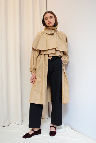 Ted Lapidus Trench