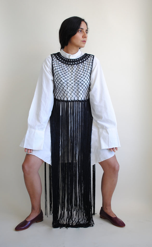 Vintage Woven Tunic