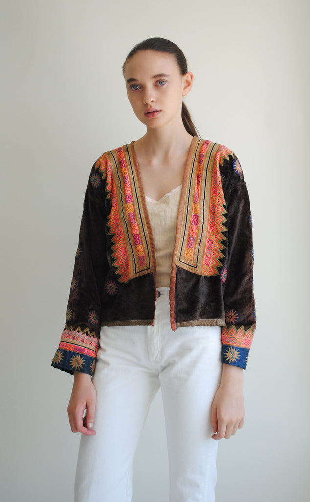 Antique Folk Jacket