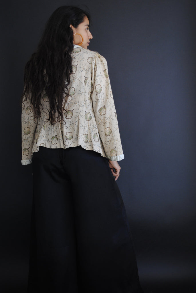 Antique Printed Blouse