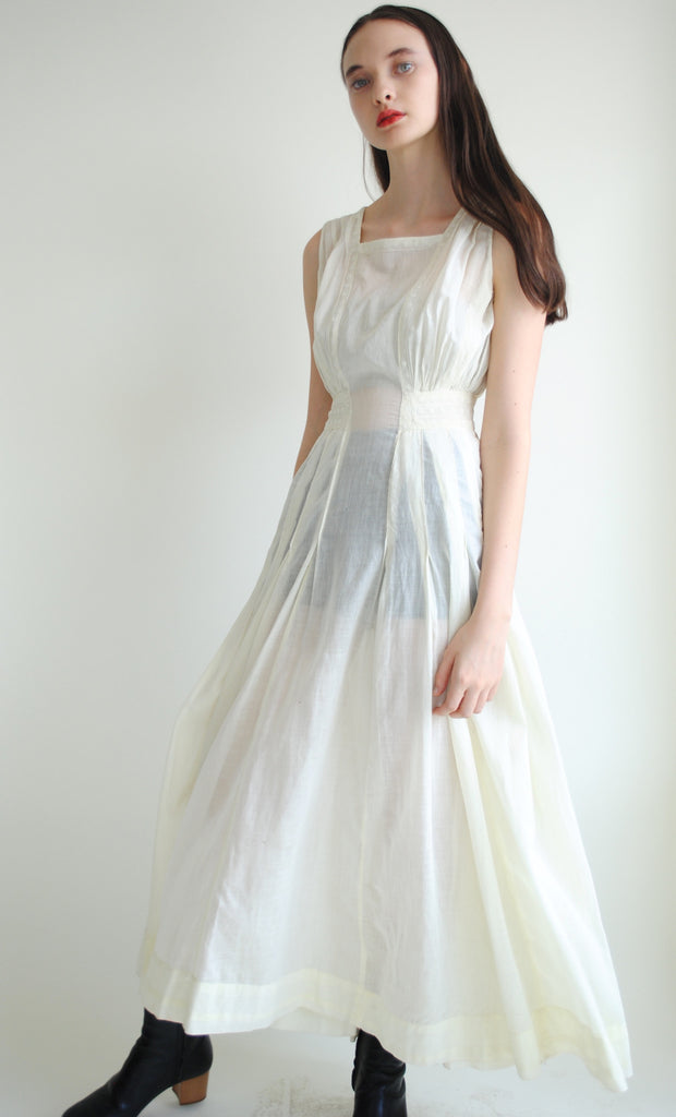 Antique Summer Dress