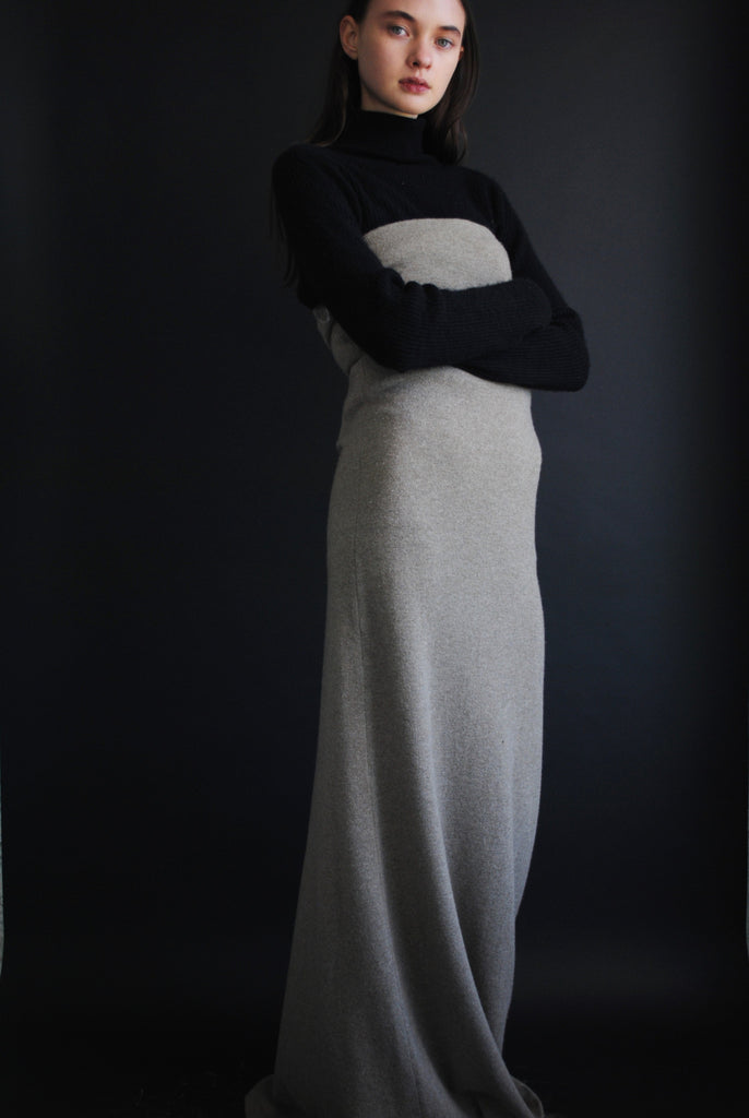 Vintage Ralph Lauren Cashmere Dress