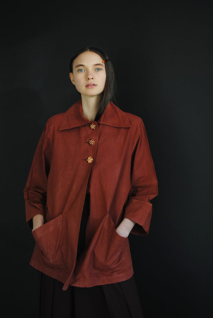 1940's Smock Day Jacket