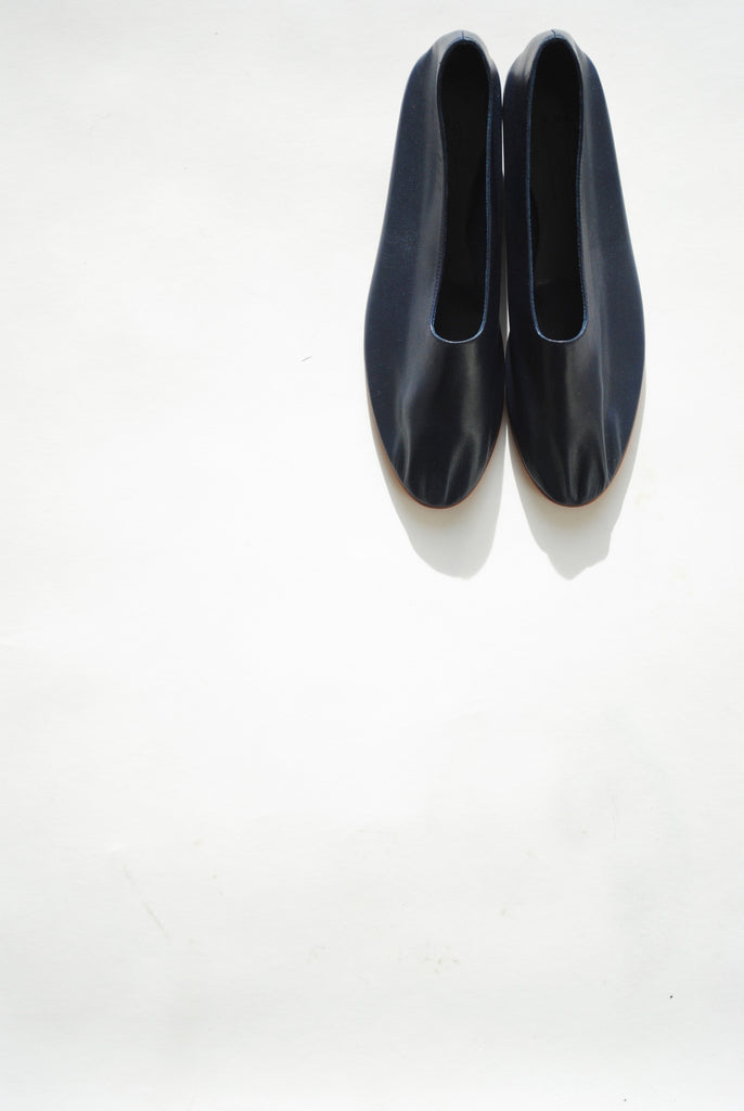 Martiniano Glove Shoe, Navy