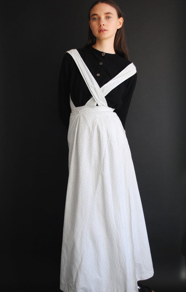 Edwardian Apron Dress