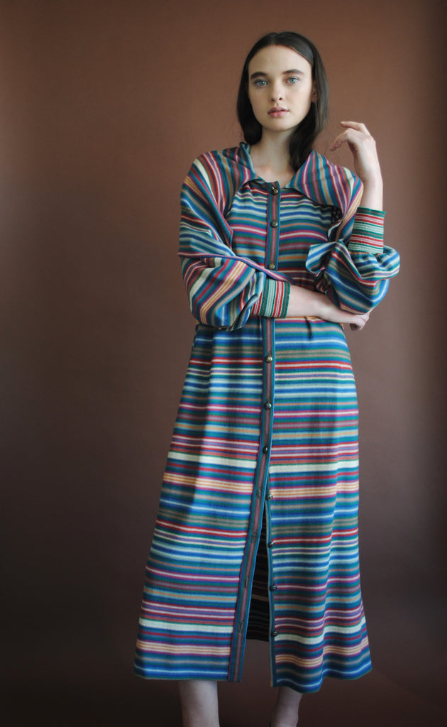 Vintage MISSONI knit duster