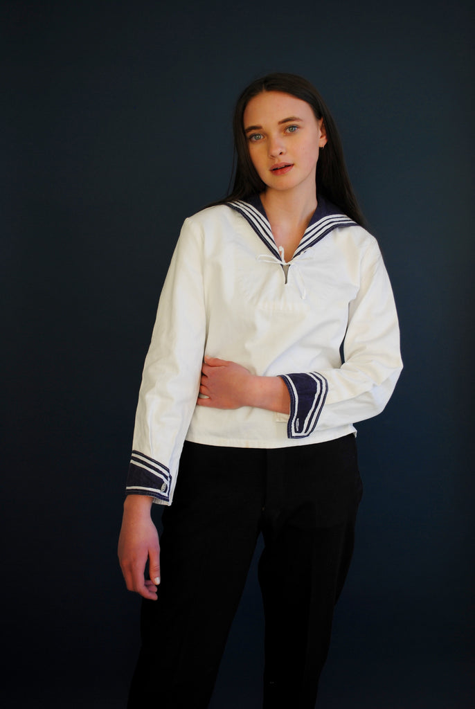 Vintage Sailor Shirt