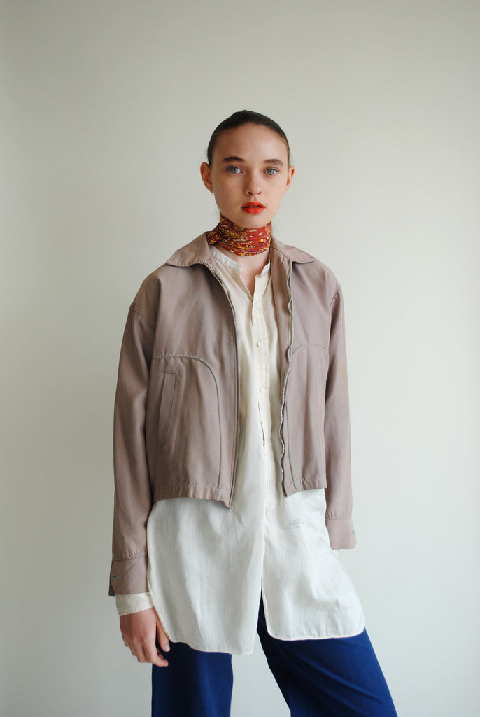 1940's Mauve Day Jacket