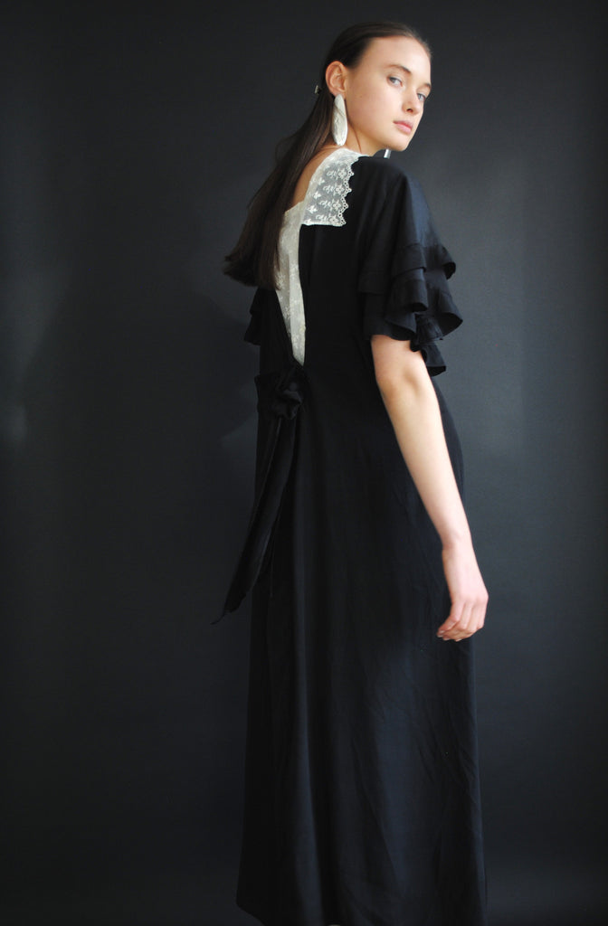 1920's Ruffle Dress