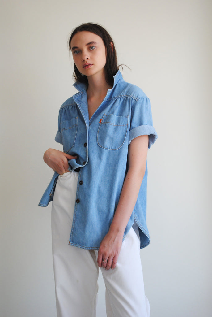 Vintage Levi's Button Up