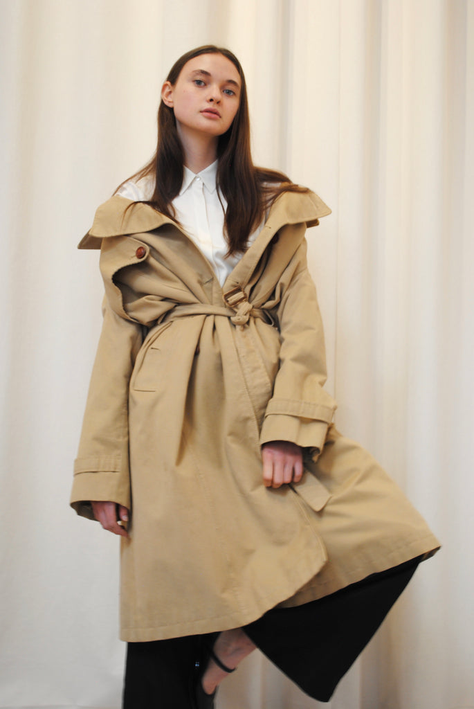 Vintage Gucci Trench Coat