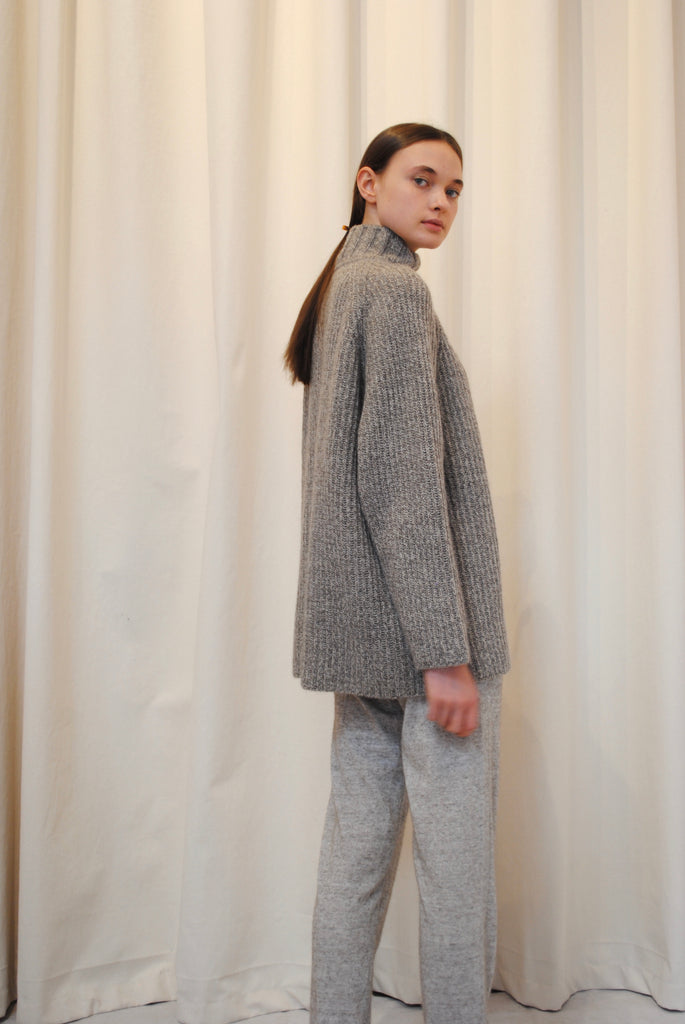 Vintage Oversized Mohair Sweater