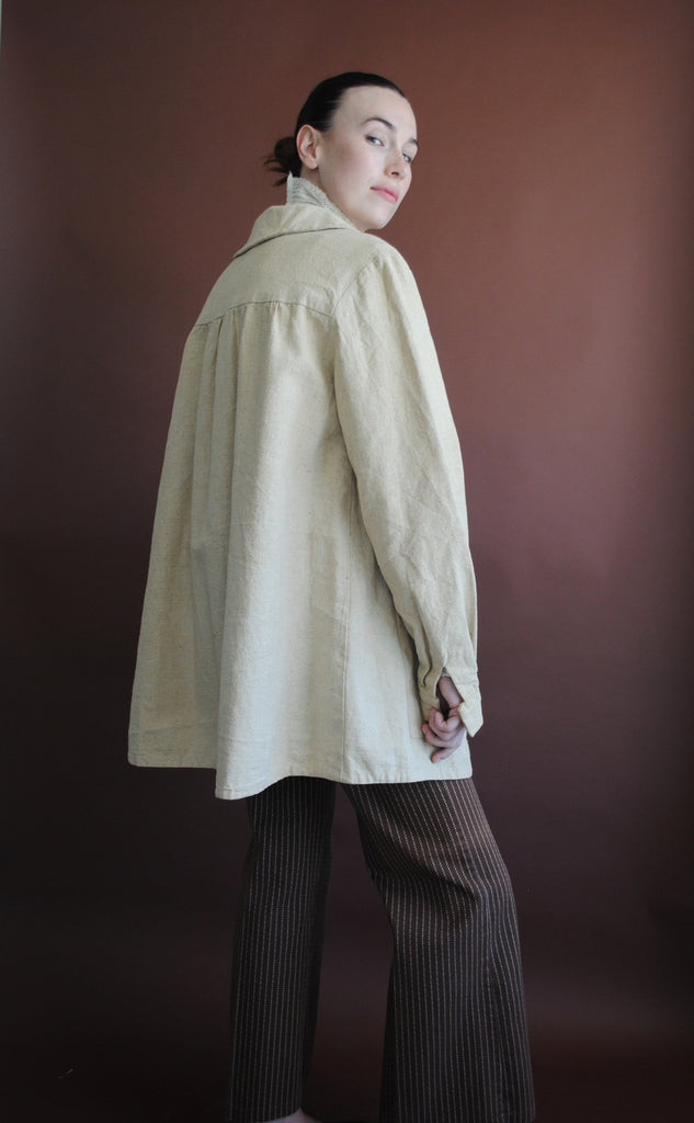 Cotton Work Smock