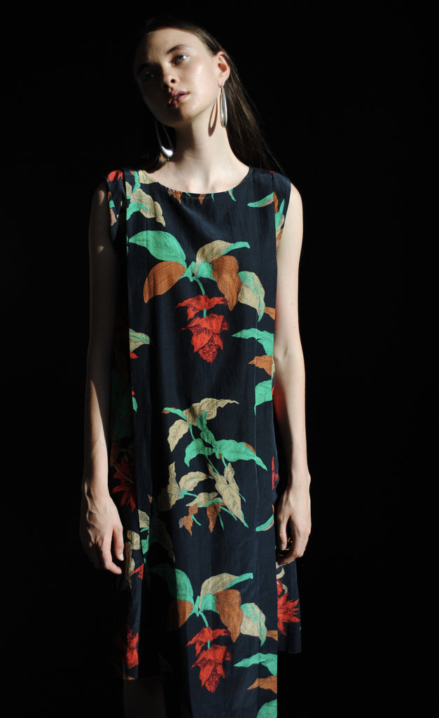 Vintage Lemaire Printed Dress