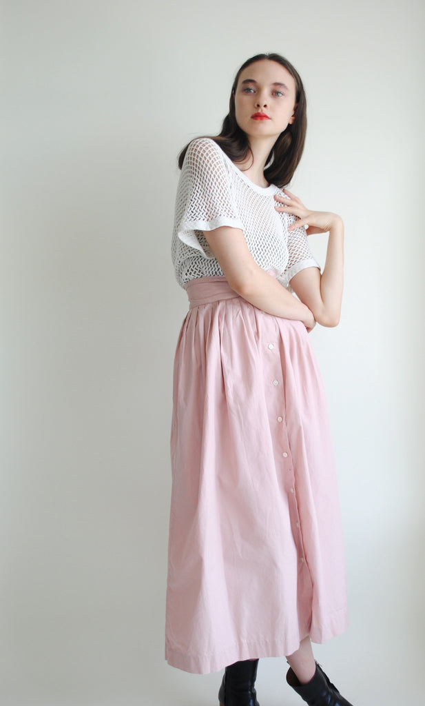 Ralph Lauren Cotton Skirt