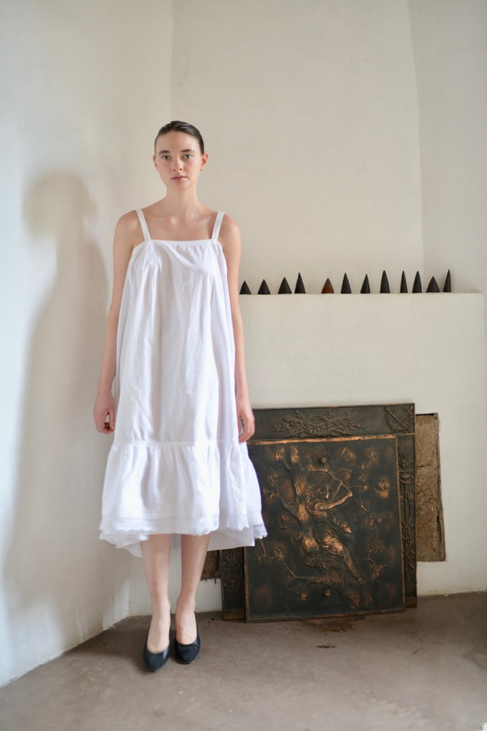 Antique Cotton Sundress