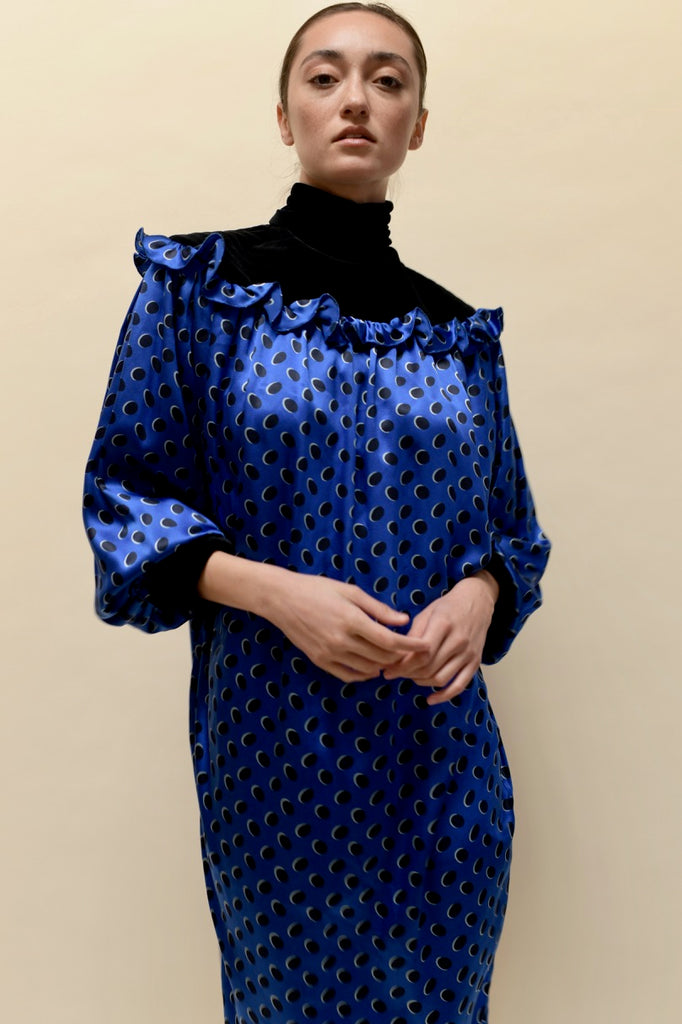 Vintage Ungaro Silk Dress