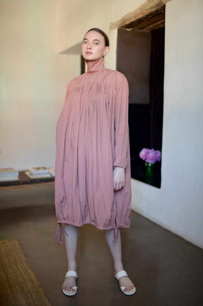 Lemaire Cocoon Cotton Dress