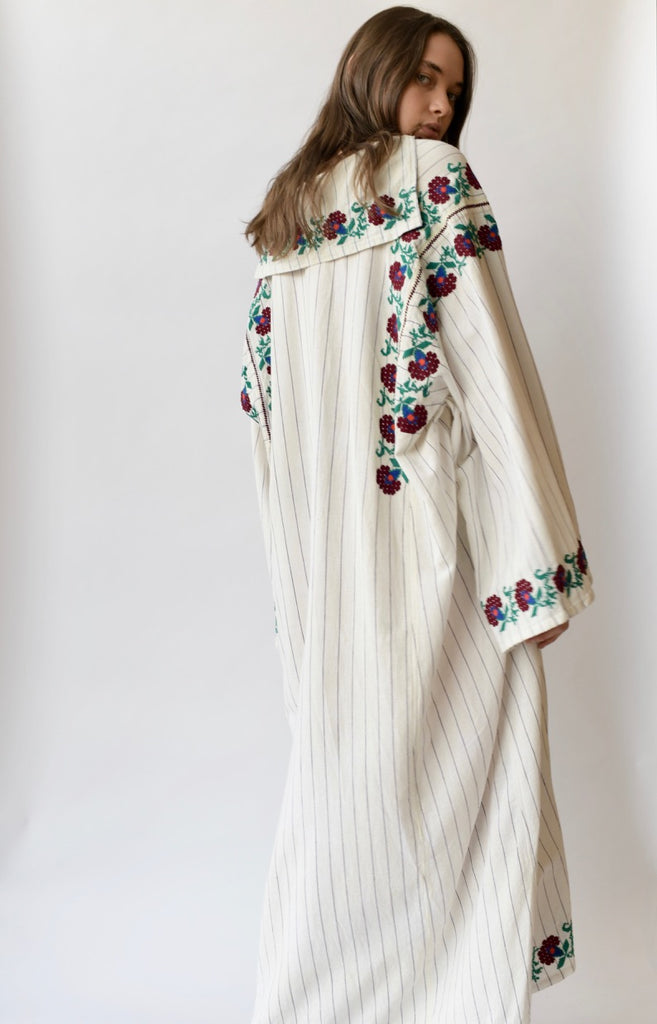 1930s Embroidered Caftan