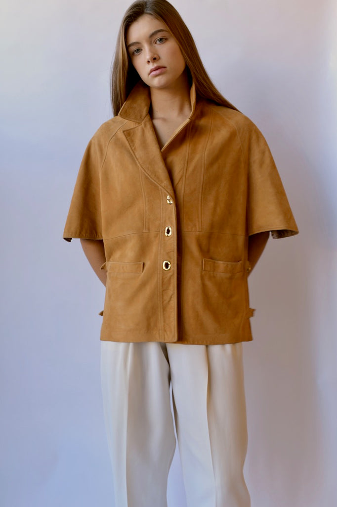 Vintage Cashin Toggle Jacket